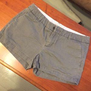 Merona gray shorts size 4